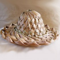 Coconut Leaves Hat