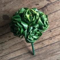 Hand Woven Coconut Leaf Bouquet
